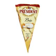 Sūris BRIE PRESIDENT, 60% rieb., 200g