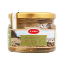 Marineeritud skumbria 250g