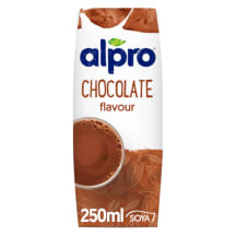 Sojajook šokolaadimaitseline Alpro 250ml
