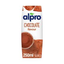 Šokolado skonio sojos gėrimas ALPRO, 250ml