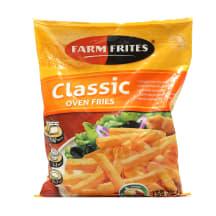 Kartupeļi frī Farmfrites taisni sald. 750g