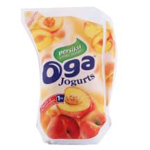 Dzeramais jogurts Oga persiku 1kg