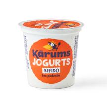 Jogurts Kārums bifido bez piedevām 310g