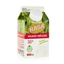 Saldais krējums 35% Rasa 500g