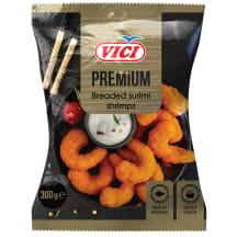 Garneles Viči no surimi panētas saldētas 300g