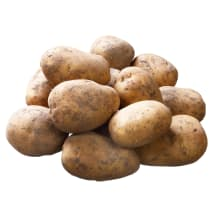 Šviežios lietuviškos bulvės 45+ mm, 1kg
