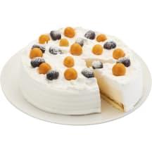 Tortas su maskarponės sūriu, 1kg