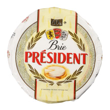 Valgehallitusjuust Brie President kg