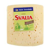 Puskietis ferm.sūris SVALIA, 45% , 1kg