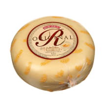 Sūris ROKIŠKIO ORIGINAL, 45 %, 1 kg