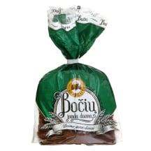 Juoda BOČIŲ duona, 400g