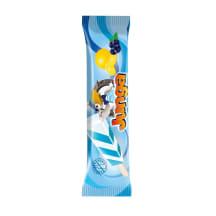 Mėlynių ir citrinų skonio ledai JUNGA, 75ml
