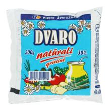 DVARO grietinė, 30% rieb., maišelis, 200 g
