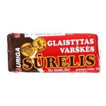 Glaist. varškės sūrelis URIGA su vanil., 50 g