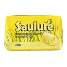 Tepiųjų riebalų mišinys SAULUTĖ, 72 %, 200 g