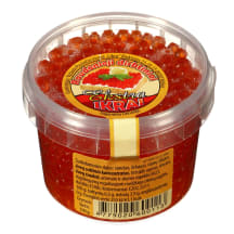 Raudonieji dirbtiniai ikrai EKSTRA, 100 g