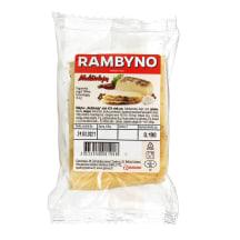 Rūk. RAMBYNO MEDŽIOTOJŲ sūris, 42% rieb., 1kg