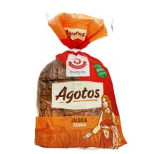 Juoda duona AGOTOS, 375 g