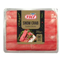 Surimi nūjiņas Viči snow crab 250g