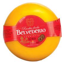Puskietis sūris BELVEDERIO, 40% rieb., 300g