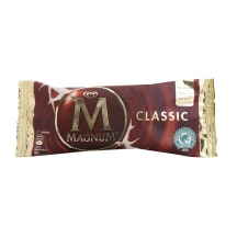 Vaniljejäätis šokolaadi gl. Magnum 86g