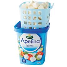 Sūris kubeliais sūryme ARLA APETINA, 200g