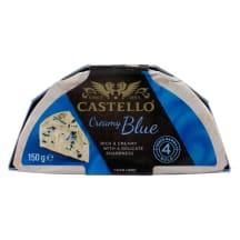 Sinihallitusjuust Blue Castello 150g