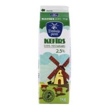 Kefīrs Limbažu 2,5% 1l