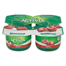 Jogurt kirsi Activia 4x120g