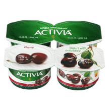 Jogurtas ACTIVIA su vyšn., 2,6% rieb., 480g