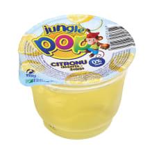 Citrinų sk.želė desertas JUGNLE POP, 115g