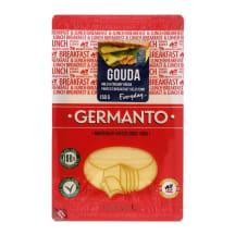 Pjaustytas sūris GERMANTO GUODA, 150g