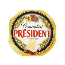 Sūris CAMEMBERT PRESIDENT, 120g