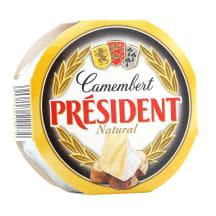 Siers mīkstais camembert natural 120g