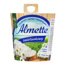 Varškės sūris ALMETTE Natūralus, 150g