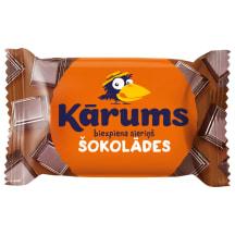 Biezpiena sieriņš Kārums šokolādes 45g