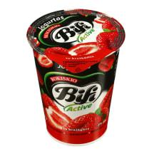 Jogurtas BIFI ACTIVE su braš., 2% rieb., 360g