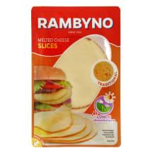 RAMBYNO lydytas sūris, pjausytas, 45%, 150g