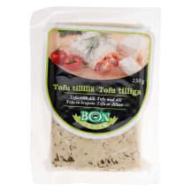 Tofu tilli ja peterselliga Bon 250g