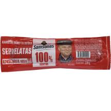 Virt. rūkytas SAMSONO servelatas, a.r., 220g