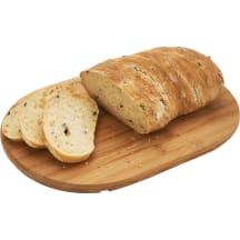 Itališka duona CIABATTA su alyvuogėmis, 350 g