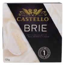 Juust Brie Castello 125g