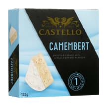 Sūris CASTELLO CAMEMBERT, 125g