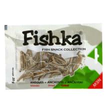 Vytinti ančiuviai FISHKA, 20 g