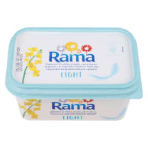 Margariin poolrasvane Rama Light 39% 400g