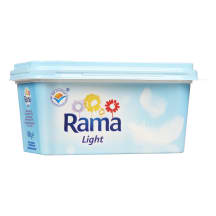 Mažo rieb. margarinas RAMA LIGHT, 39%, 400g