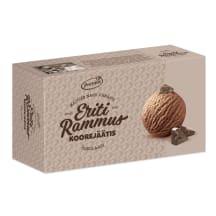 Koorejäätis šokolaadi 15% Premia 480g/1l