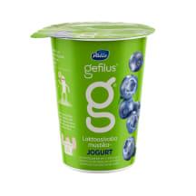 Jogurt mustika Gefilus 2% 380g
