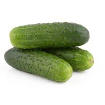 Trumpavaisiai agurkai, 1 kg