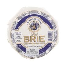 Sūris BRIE CREMIERE DE FRANCE, 60%rieb., 500g
